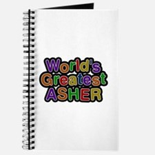 World's Greatest Asher Journal