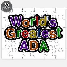 World's Greatest Ada Puzzle