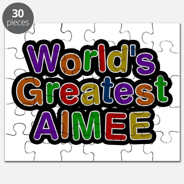 World's Greatest Aimee Puzzle