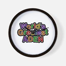 World's Greatest Aden Wall Clock