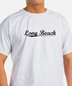 Long Beach, Vintage T-Shirt