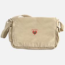 Social Studies Teacher Messenger Bag