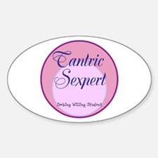 Tantric Sexpert Seeking Willing Student Decal