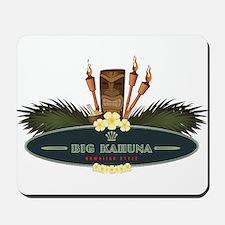 Big Kahuna Tiki Mousepad