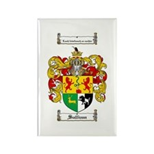 Sullivan Coat of Arms Rectangle Magnet (10 pack)