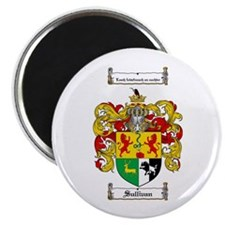 "Sullivan Coat of Arms 2.25"" Magnet (10 pack)"