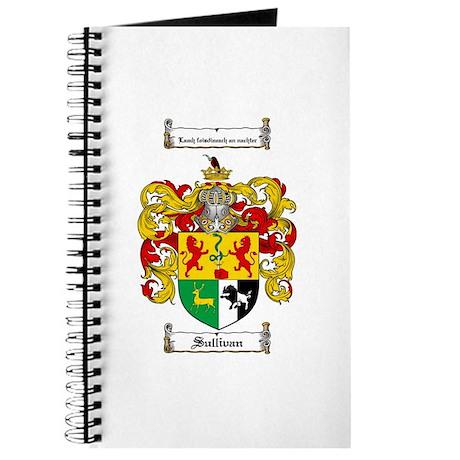 Sullivan Coat of Arms Journal