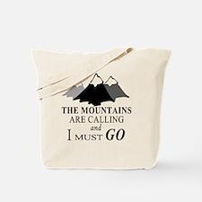 Unique John muir Tote Bag