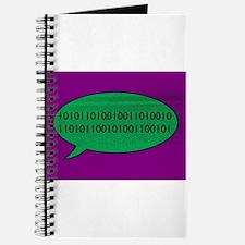 Binary Bubble Journal