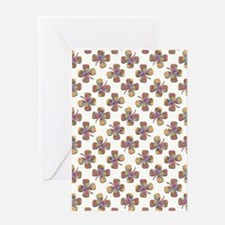 FOUR LEAF CLOVERS Greeting Cards