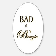Funny Personality Sticker (Oval)