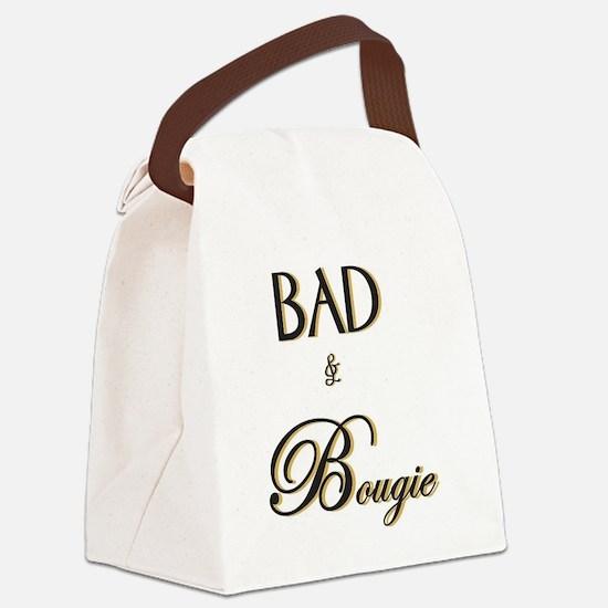 Unique Traits Canvas Lunch Bag