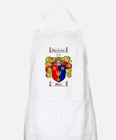Stone Coat of Arms BBQ Apron