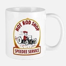 Hot Rod Shop Mugs