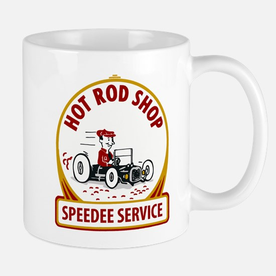 Hot Rod Shop Mugs