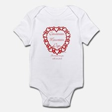 Caucasian True Infant Bodysuit