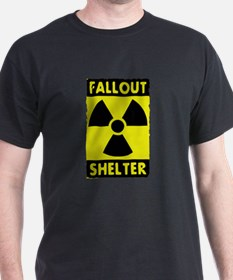 fall out shelter sign T-Shirt