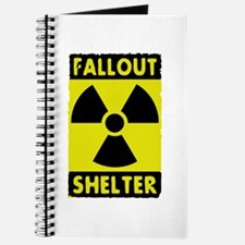 fall out shelter sign Journal