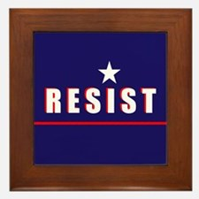 Resist Framed Tile