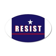 Resist Wall Decal