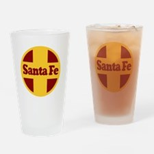 Funny Train stations Drinking Glass