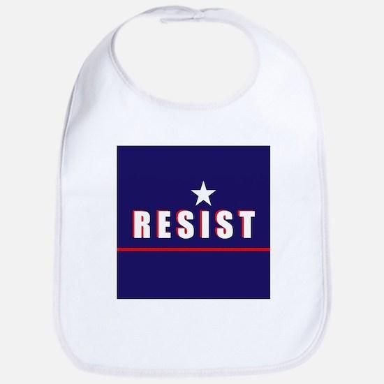 Resist Baby Bib