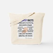 POSTICTAL PHASE Tote Bag