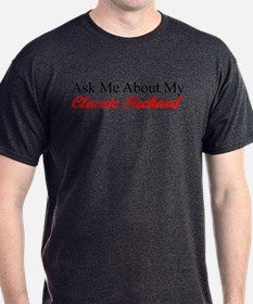 """Ask About My Packard"" T-Shirt"