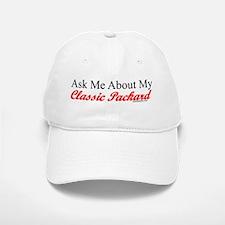 """""""Ask About My Packard"""" Baseball Baseball Cap"""