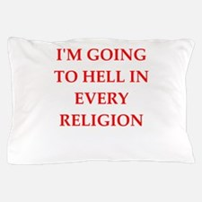 hell Pillow Case