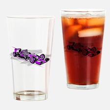 F 1 Drinking Glass