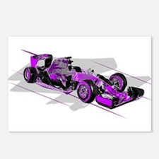 F 1 Postcards (Package of 8)