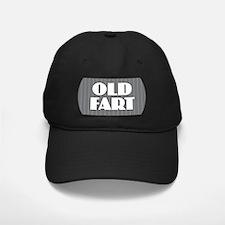 Old Fart - Gray Baseball Hat