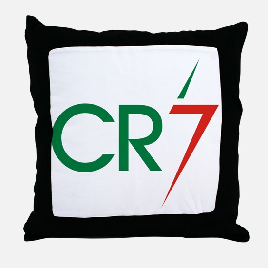 Cute Real madrid Throw Pillow