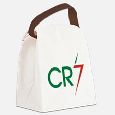 Funny Madrid Canvas Lunch Bag