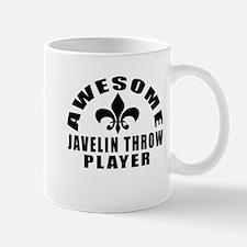 Awesome Javelin throw Player Designs Mug
