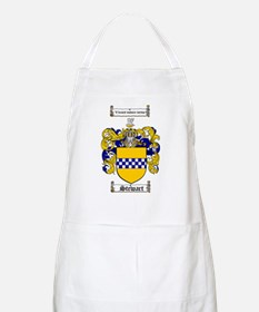 Stewart Coat of Arms BBQ Apron