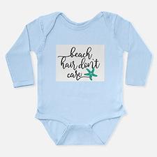 Funny Don Long Sleeve Infant Bodysuit