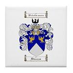 Stevens Coat of Arms Tile Coaster