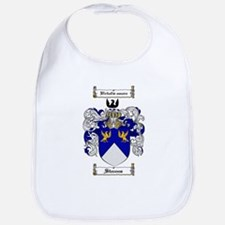 Stevens Coat of Arms Bib