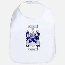 Stephens Coat of Arms Bib