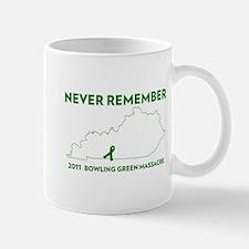 Never Remember Bowling Green Massacre Mug