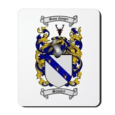 Stanley Coat of Arms Mousepad