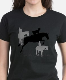 Hunter Jumper Trio Scrip T-Shirt
