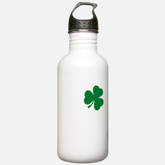 St Patrick's Day LOVE Water Bottle