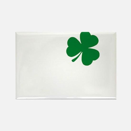 St Patrick's Day LOVE Shamrock Irish Magnets