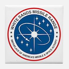 White Sands Missile Range Tile Coaster