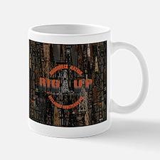 RIG UP CAMO Mugs