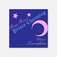 Briar Roses Prince Charming Was a Somnophiliac Sti