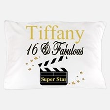 FABULOUS 16TH Pillow Case